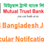 Mutual Trust Bank Job Circular 2020| bangladeshjobs.guru, MTB Job, Mutual Trust Bank recruitment
