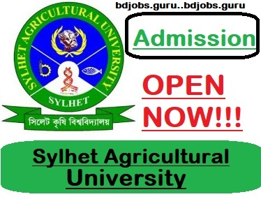 Sylhet Agricultural University Admission Test Circular 2020 Notice| Result, UG Test dates, Eligibility, Application form at www.sau.ac.bd