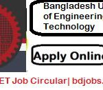 BUET Job Circular 2020| Notice & Application Form at regoffice.buet.ac.bd, Bangladesh University of Engineering and Technology -BUET Jobs